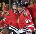 Live or Die by Toews, The Blackhawks win over the Blues in OT.
