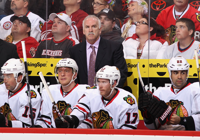 The Chicago Blackhawks: From the Predators to the Rangers.
