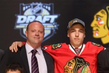 Now that the Draft is over, Stan Bowman turns towards UFA's.