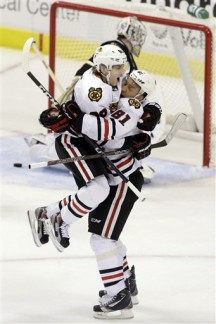 The Special Teams Help the Blackhawks in a Special Start to the Season.