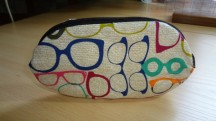 "I just love my glasses case and I made one for my daughter and she loved it also! I plan on making at least 4 more for presents. You should too! <a href=""http://www.chicagonow.com/quilting-sewing-creating/2014/04/diy-glasses-case-tutorial/"">Here's the complete post</a>"