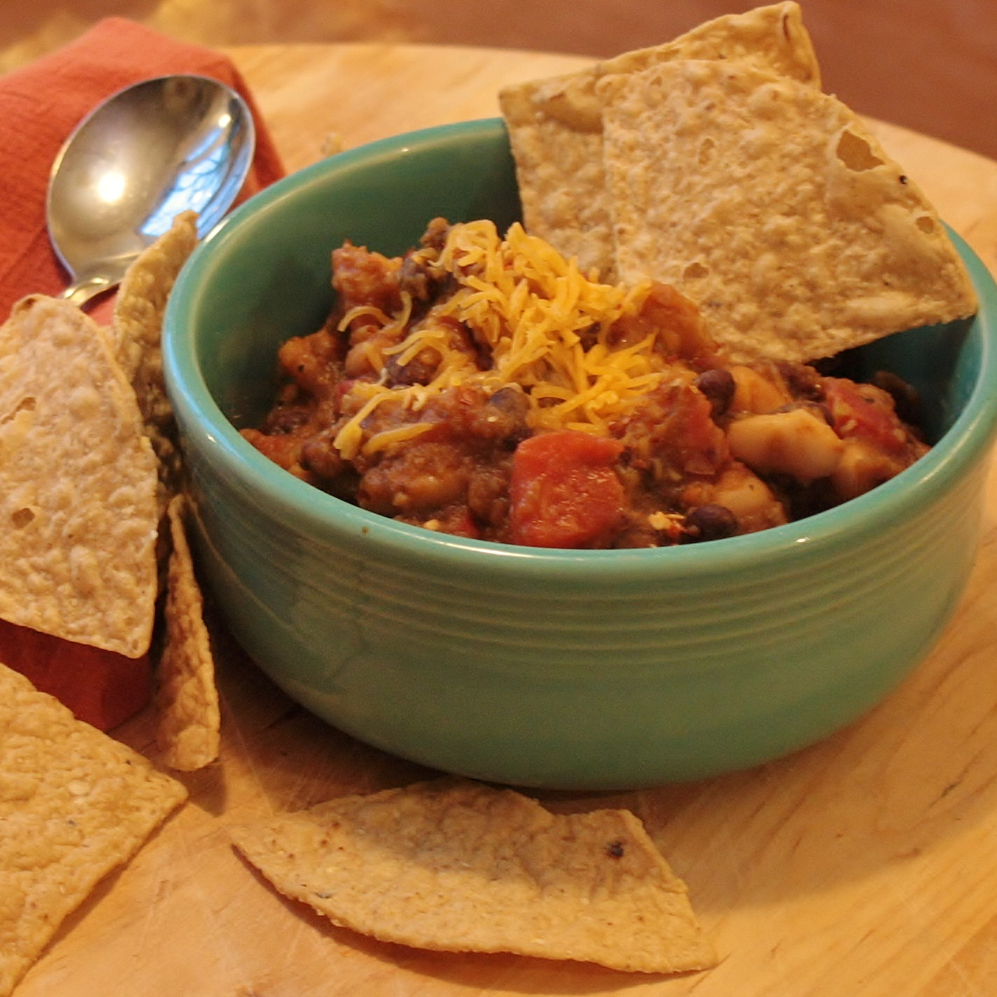 The Food Desert Project: Quick Pumpkin Chili