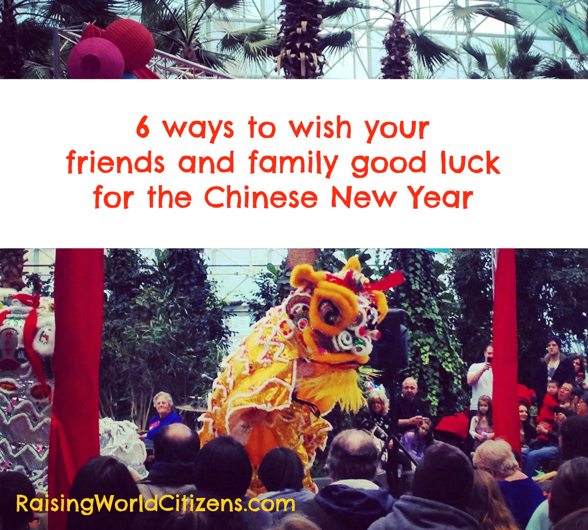 Chinese new year 6 ways to welcome good luck in the new year chinese new year m4hsunfo