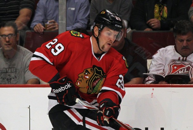 Bickell to play in Europe during lockout