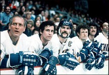 "Slap Shot on the big screen? ""Tell us when!"""