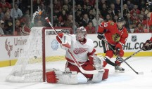 Blackhawks, Red Wings series a perfect end to division rivalry