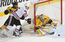 "Predators want to ""Keep the Red Out"" vs Blackhawks"