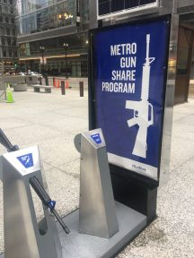 The Metro Gun Share Program