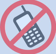 Just banned my teens' mobile devices from our upcoming Spring Break trip.