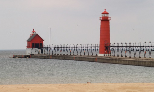 Grand_Haven_Light_lighthouse