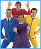 See The Wiggles Live in the Wisconsin Dells