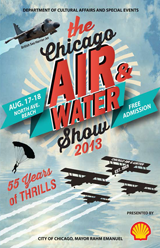 Chicago Air and Water Show Weekend is Almost Here!