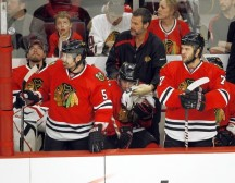 Chicago Blackhawks in final drive for the Stanley Cup...but who is Stanley and how about those ticket prices.