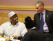 Chicago Mayoral Race 2011:  Rahm Emanuel Visits 50 Wards in 50 Hours.