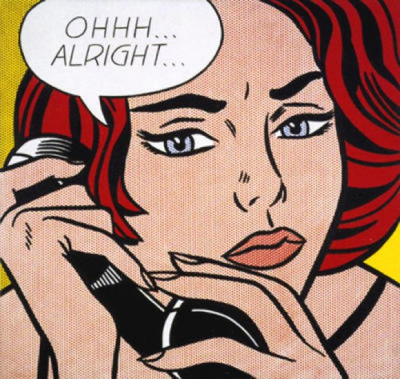 Roy Lichtenstein Exhibition at Art Institute of Chicago: From Familiar to Unexpected.