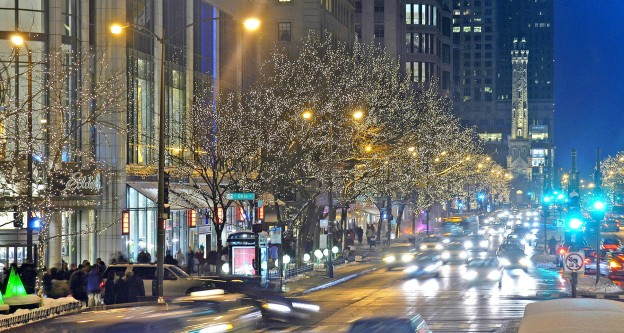 Chicago Holiday Events Calendar 2012 Tree Lighting On Daley Plaza Mag Mile