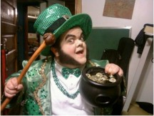 St. Patrick's Day in Chicago: Going for the Gold Krugerrand