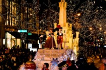 Magnificent Mile Lights Festival 2013: Schedule of Events