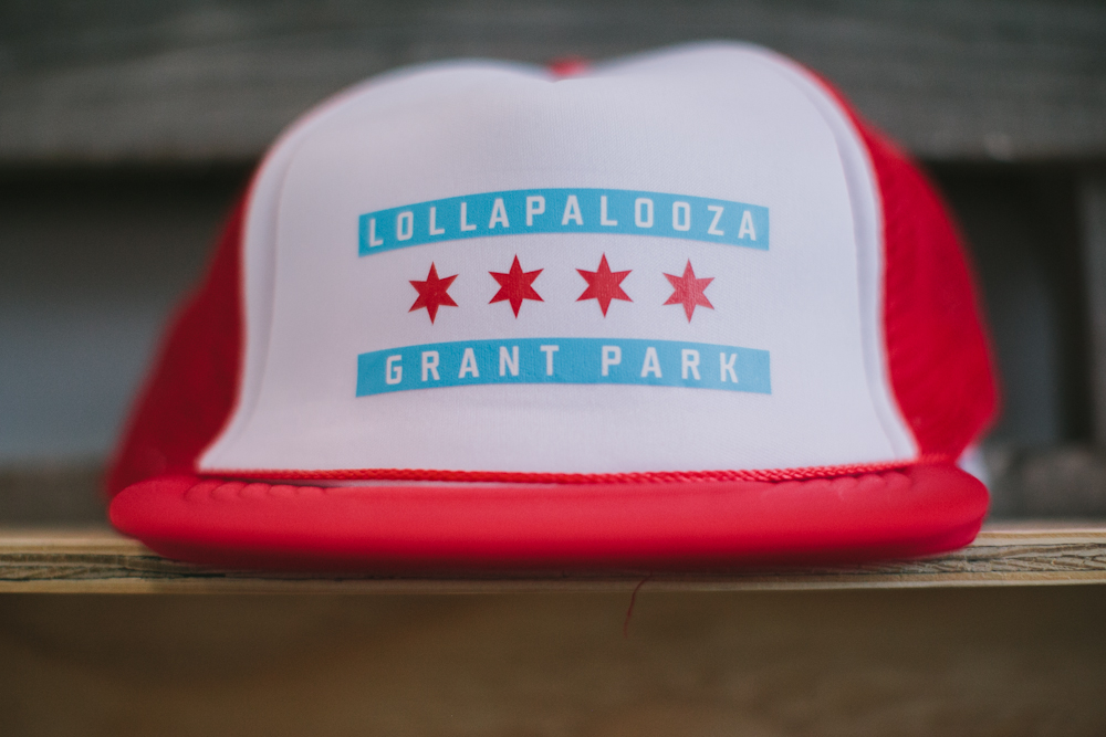 Lollapalooza Pop Up Shop: No Tickets Required