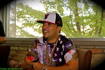 The Handsome French Montana Visits Chicago