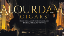 Alourdam Cigars Launch Party