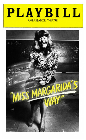 "The Next Lesson: Reassessing Roberto Athayde's play ""Miss Margarida's Way"" in the age of Trump"