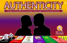 "The ""Anti-Speed Dating"" Solution, Have A Conversation For A Change! Play Authenticity The Game"