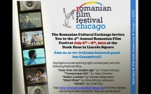 4th Annual Romanian Film Fest Starts Friday