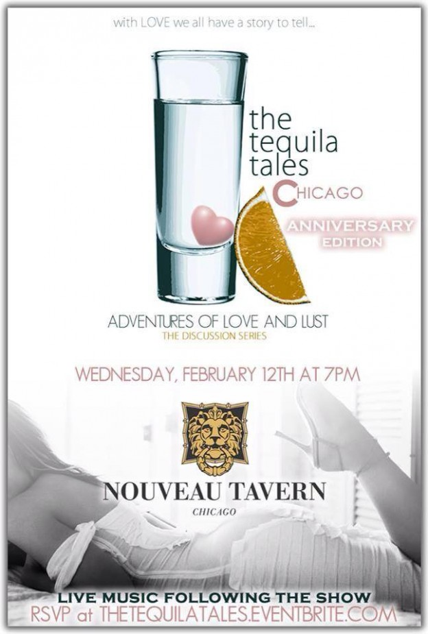 The Tequila Tales - Changing The Way You'll Look At Wednesdays