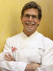 Rick Bayless told me how to cook salmon