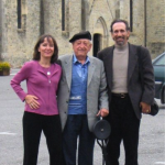 Visiting Normandy with Paul
