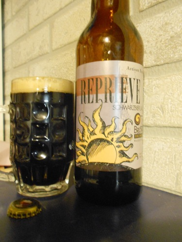 Craft beer review: Two Brothers Reprieve Schwarzbier