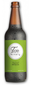 One of many strong beers to be made at Ten Ninety's new Zion home.