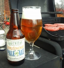 Beer by the Grill: Lagunitas CitruSinensis Pale Ale