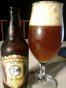 Local Craft Beer Review: Around the Bend Silk Road