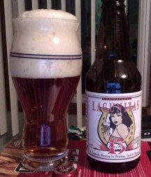 Beer by the Grill: Lagunitas Lucky 13
