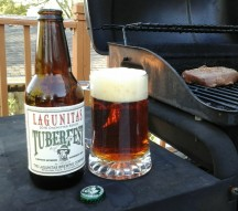 Beer by the Grill: Lagunitas Tuberfest