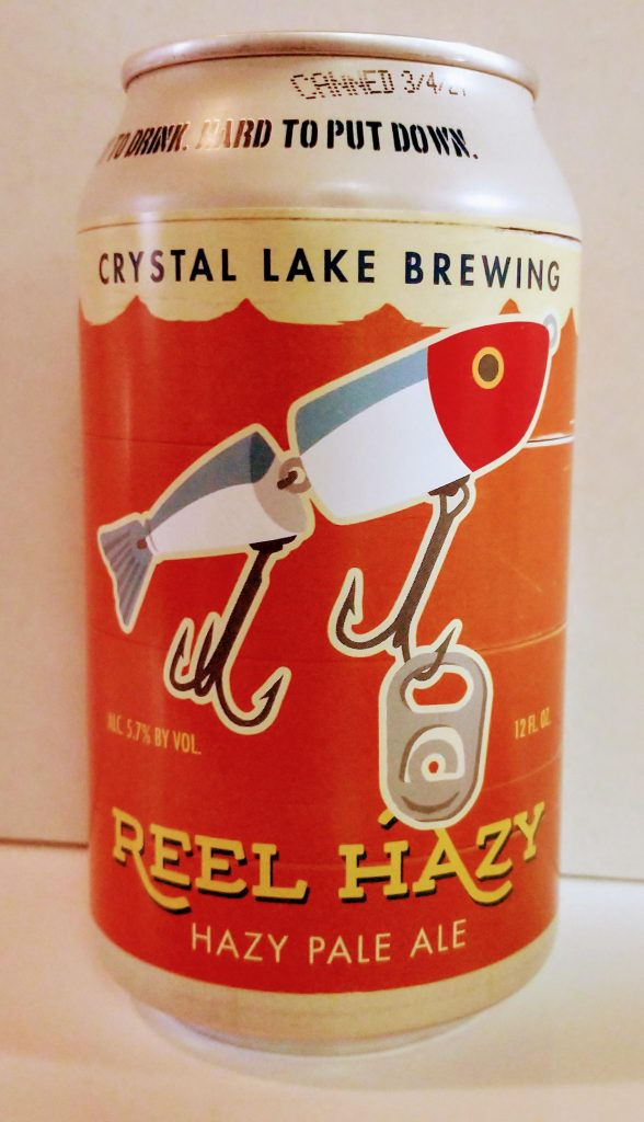 Crystal Lake Reel Hazy Can