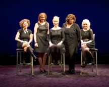 """Love, Loss and What I Wore"" (Broadway in Chicago):  Glamour DO!"