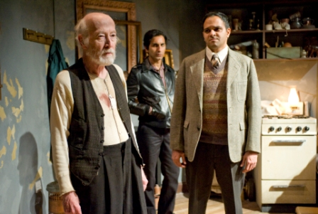 """The Caretaker"" (Writers Theatre):  Sublime Cast Fills The Room"