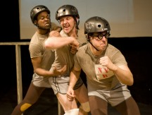 """The Jammer"" (Pine Box Theatre):  Clever Moves"