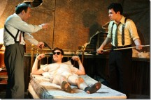 """Geography of a Horse Dreamer"" (Mary Arrchie Theatre): Dissection of a Dreamer"