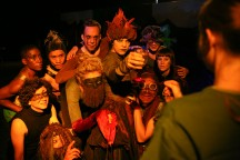 """The Skriker"" (Red Tape Theatre):  Intrigues with Deranged Chaos"