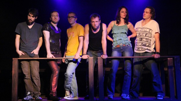 """Trainspotting USA"" (Theatre Wit): Disconcertingly Real and Unforgettable"