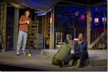 """Welcome Home, Jenny Sutter"" (Next Theatre):  Quirky Journey to Forgiveness"