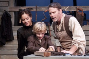 """The Christmas Miracle of Jonathan Toomey"" (Provision Theater):  A Holiday Tradition Returns"