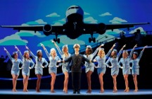 """Catch Me If You Can"" (Broadway in Chicago): Plane Fun Romp"