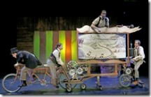 """The Elephant and the Whale"" (Chicago Children's Theatre): Big Time Adorable!"