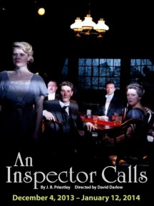 """An Inspector Calls"" (Remy Bumppo):       :("