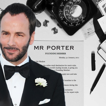 Paging Mr. Porter - The Perfect Soiree for the Fashion Elite